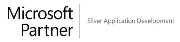 Auszeichnung Microsoft Partner Silver Application Develpoment